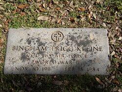 Col Bingham Trigg Kleine