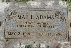 Mable L. Adams