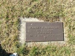 Stanley R. Alexander