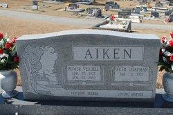 Ruth <i>Chapman</i> Aiken