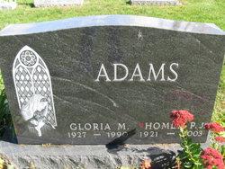 Gloria May <i>Genovesi</i> Adams