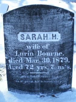 Sarah Howes Sally <i>Sears</i> Bourne