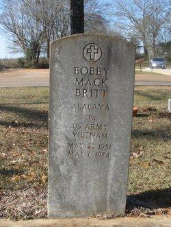 Bobby Mack Britt