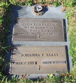 Johanna F Barrs