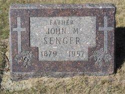John M Senger