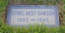Ethel Donelson <i>Best</i> Dawson