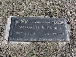 Margaret Eva <i>Franz</i> Harris