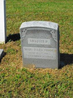Mary Ellen <i>Ludgate</i> Adams