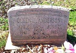 Queen E. Anderson