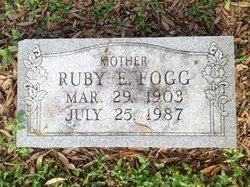 Ruby Estelle <i>Sellers</i> Fogg