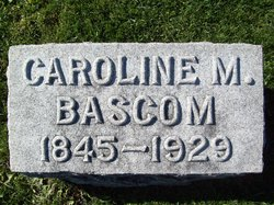Caroline M. Bascom