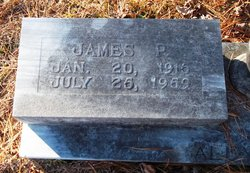 James P Alexander