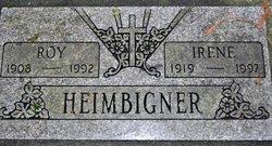 Irene Lucile <i>Jolliff</i> Heimbigner