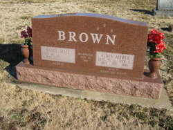 Alden Alfred Brown