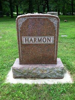 Nellie May <i>Elwood</i> Harmon