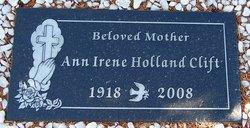 Ann Irene <i>Holland</i> Clift
