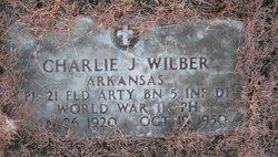 Charlie J Wilber