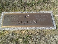 Bessie Lee <i>Hedrick</i> Simeon
