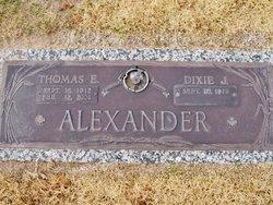 Dixie Jane <i>Tiffany</i> Alexander