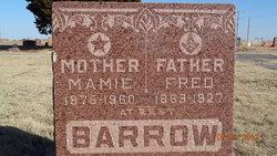 Mary Jerline Mamie <i>Hamilton</i> Barrow