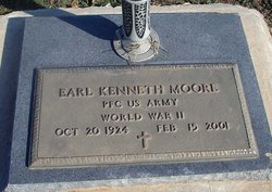 Earl Kenneth Moore