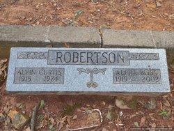 Alvin C Robertson