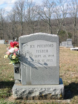 Icy <i>Pitchford</i> Fisher