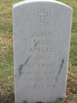 John Paul Angel
