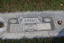 Vernon Dale Adams