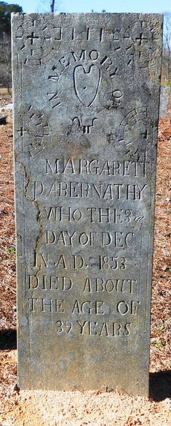 Margaret Priscilla <i>Baker</i> Abernathy