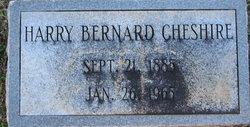 Harry Bernard Cheshire