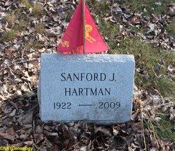Sanford J Sandy Hartman