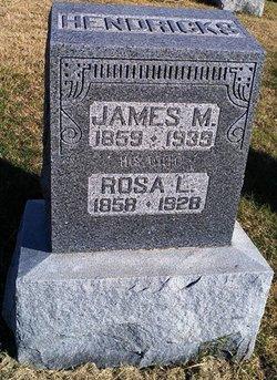 Rosa Loretta Retta <i>Lyman</i> Hendricks