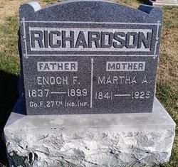 Enoch F Richardson