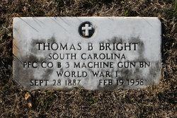 Thomas B. Tom Bright