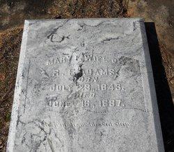 Mary Frances <i>Abernathy</i> Adams