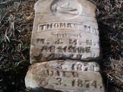 Thomas M Abshire