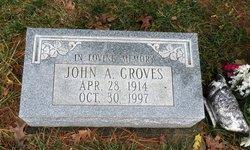 John A Groves
