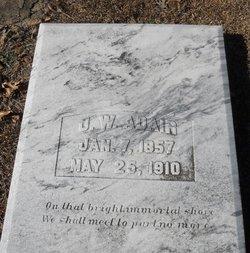 James Washington Jim Adair