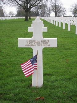 SSgt. Joseph L Cook