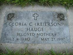 Gloria Christine <i>Reierson</i> Hauge