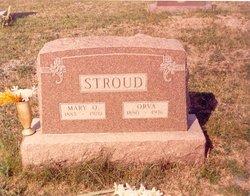 Mary O <i>Gump</i> Stroud