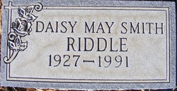 Daisy M. <i>Smith</i> Riddle