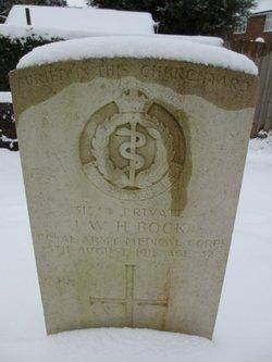 Pvt John William Henry Bock