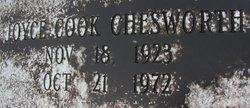 Joyce <i>Cook</i> Chessworth