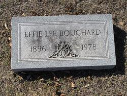 Effie Lee <i>Cooke</i> Bouchard