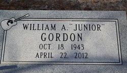 William Abner Junior Gordon, Jr
