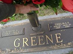 Ralph S Greene