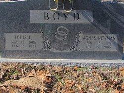 Louis Frances Boyd
