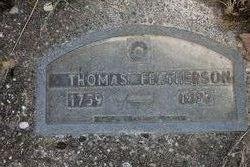 Thomas Wilkinson <i>Hazard</i> Featherston